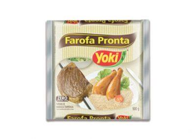 Farofa Pronta di Manioca