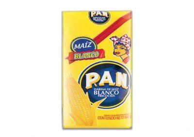 Harina de Maiz Precocida