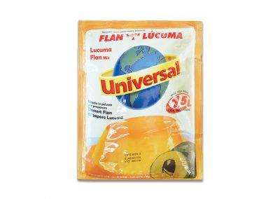 Flan de Lúcuma