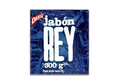 "Jabón Azul ""Rey"" Dersa"