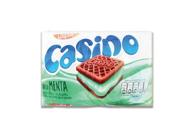 Galleta Casino Menta