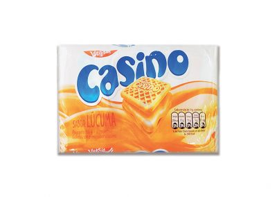 Galleta Casino Lucuma