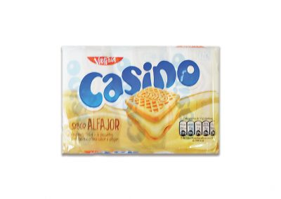 Galleta Casino Alfajor