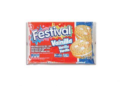 Galleta Festival Vainilla