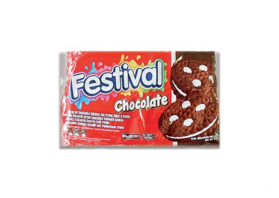 Galleta Festival Chocolate