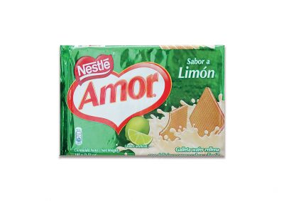 Wafer Amor Limón
