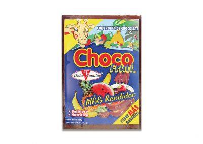 Cobertura Chocofruti