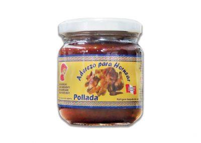 Aderezo Pollada