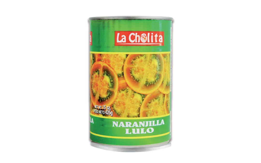 Naranjilla en Almíbar