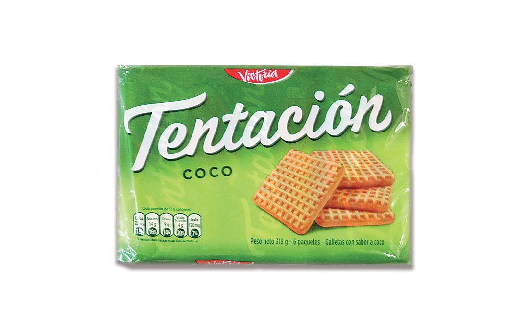 Galleta Tentación Coco