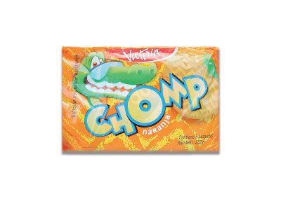 Galleta Chomp Naranja