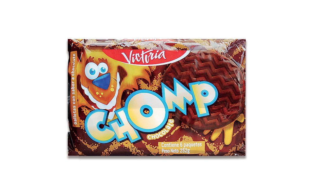 Galleta Chomp Chocolate