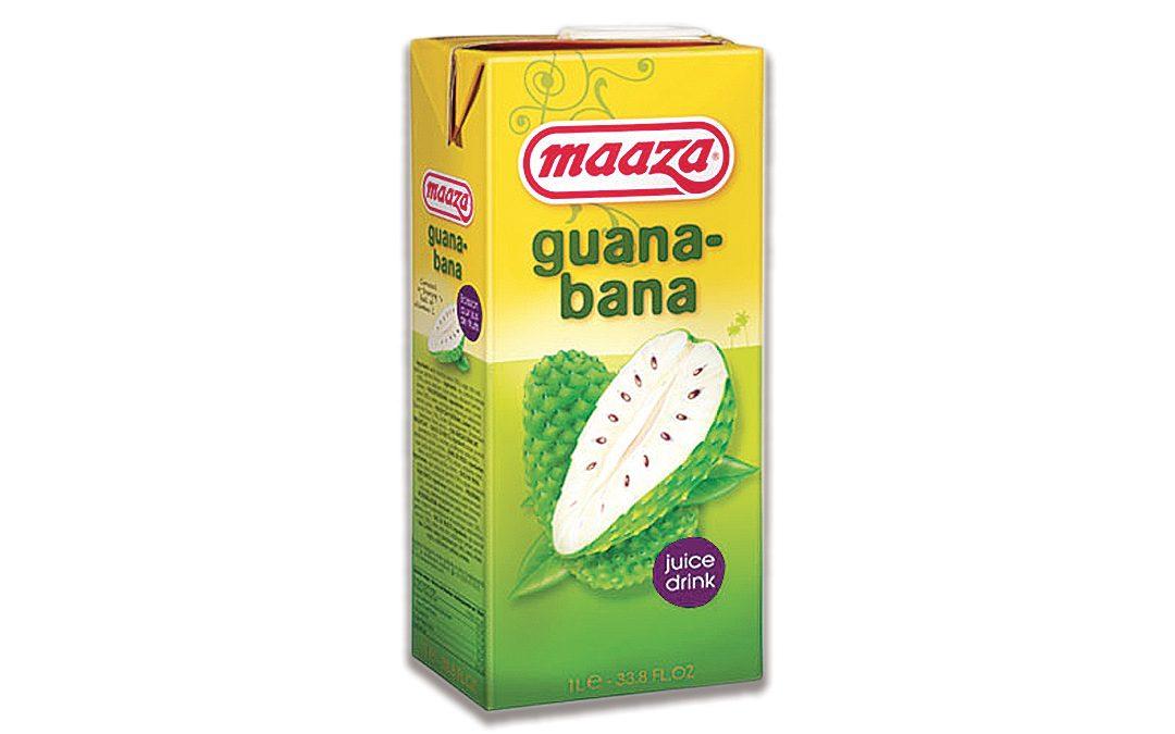 Jugo de Guanábana