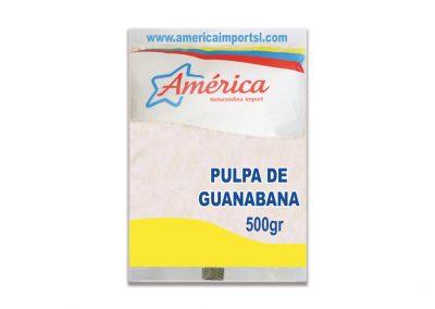 Pulpa de Guanábana