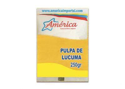 Pulpa de Lúcuma
