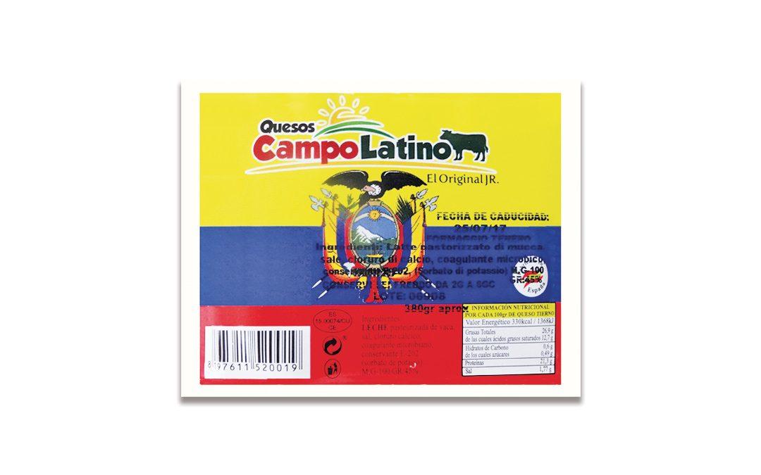 Queso Fresco Ecuador