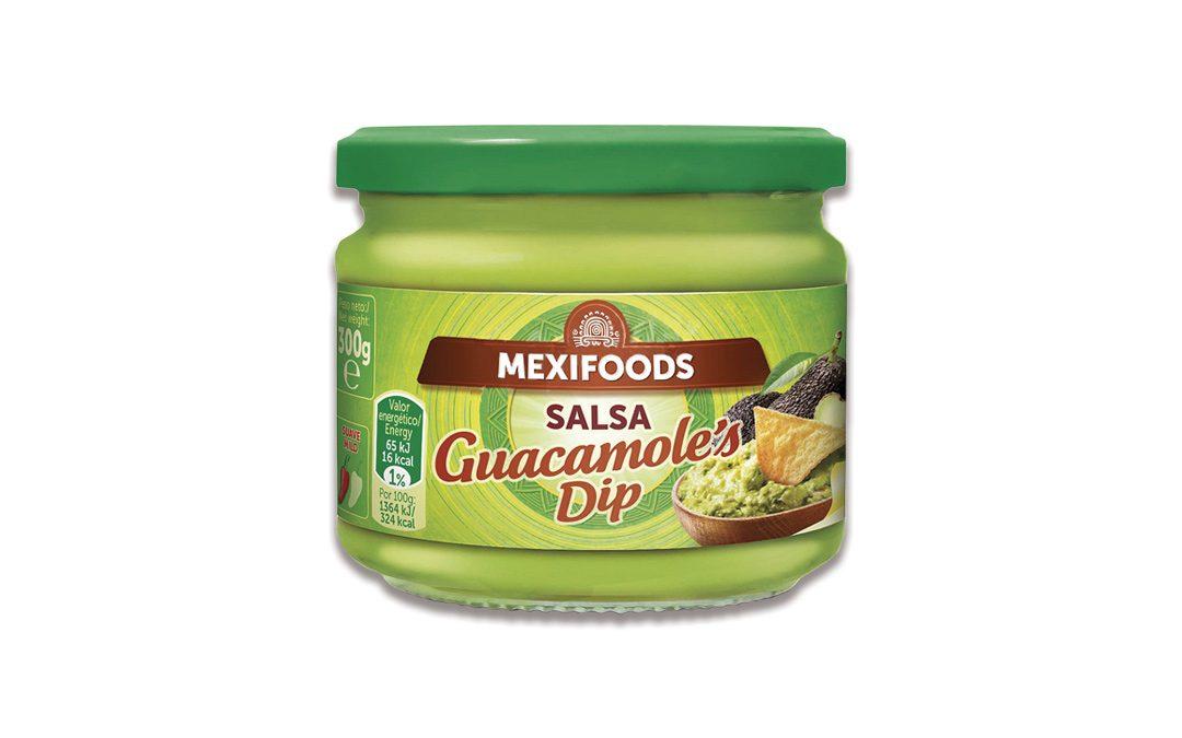 Salsa Guacamole's Dip