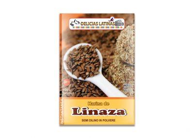 Harina de Linaza